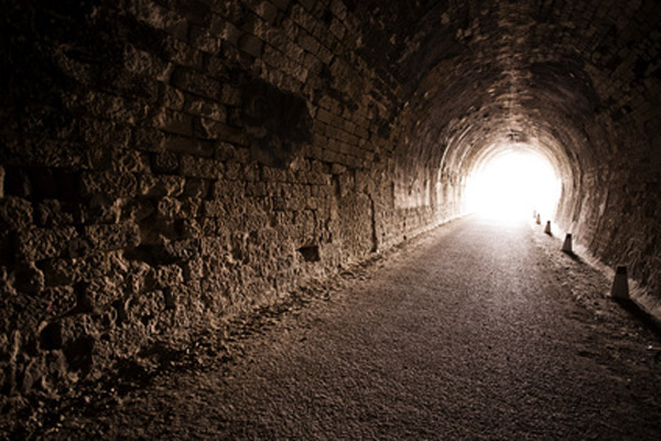 Comment guérir l'angoisse : le bout du tunnel