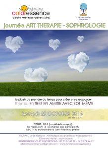 Atelier art thérapie et sophrologie