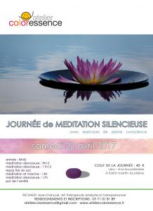 Méditation silencieuse Saint Martin la Plaine