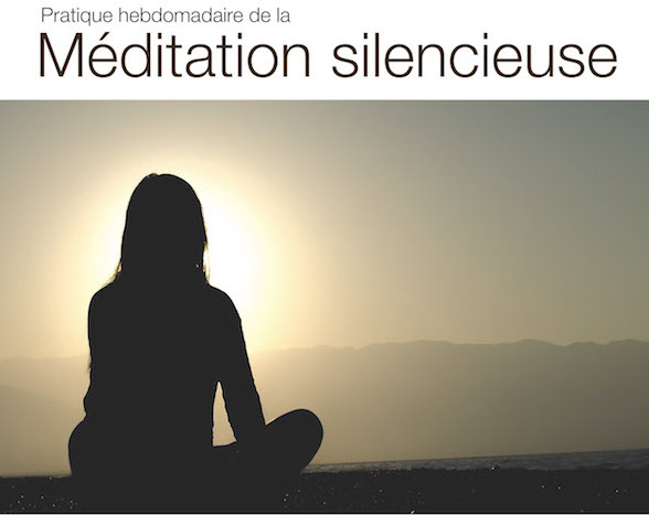 La méditation, un atout au quotidien : conférence – initiation