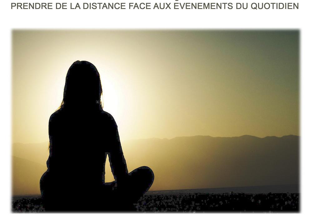 Débuter la méditation à Saint Martin la Plaine près de Lyon