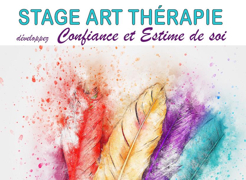 Atelier d'art thérapie 6-7 avril : développez confiance et estime de soi