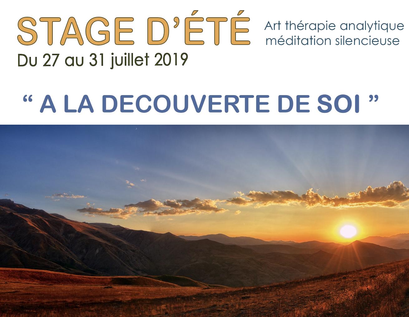 Stage d'été 2019 : à la découverte de SOI