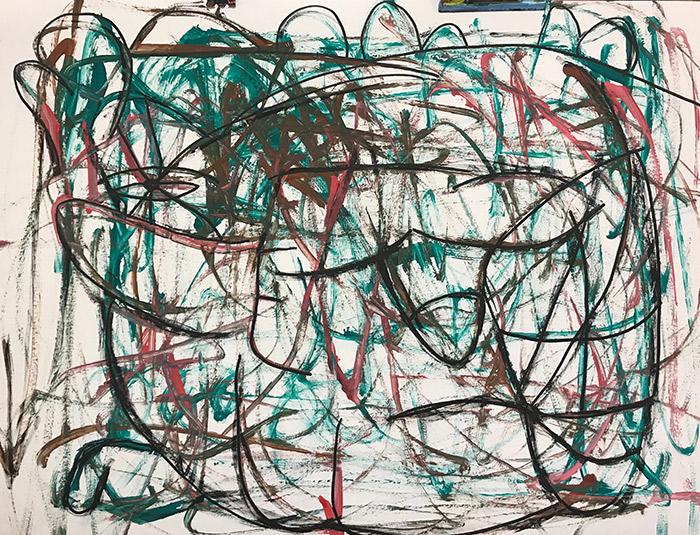 Expression de l'inconscient art thérapie Atelier Coloressence